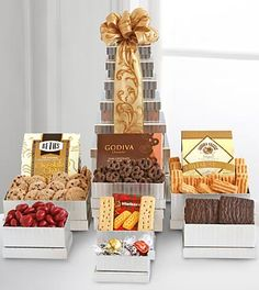 Shimmering Seasons Gourmet Tower - Better