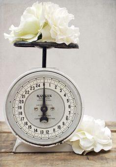 Vintage Scales |