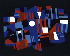 """cavetocanvas: """"Ad Reinhardt, Red and Blue Composition, 1941 From the Smithsonian American Art Museum: """" Ad Reinhardt rejected any associations between his work and the world around him, believing that the paintings should express only themselves and. Abstract Painters, Abstract Drawings, Abstract Art, Willem De Kooning, Mark Rothko, Stuart Davis, Ad Reinhardt, Monochrome Painting, Geometric Painting"""