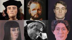 Facing history: 9 facial reconstructions bring ancient history to life | Fox News