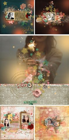 CT inspiration using: 365 New Chances Bundle by On A Whimsical Adventure and Studio Basic