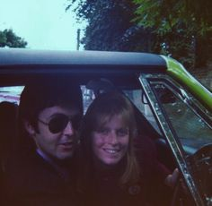 Paul McCartney and Linda Eastman-McCartney James Mccartney, Paul Mccartney And Wings, Wings Over America, Linda Eastman, Wings Band, Sir Paul, Dance With You, Those Were The Days, The Fab Four
