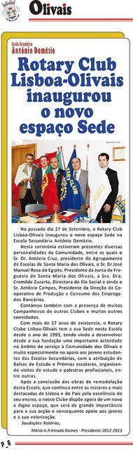 Jornal Olivais-pag 6, nº 236, Outubro 2012. by SandraFotosPortfolio, via Flickr