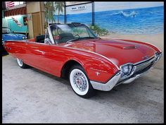 1962 Ford Thunderbird Convertible 390 CI, Automatic