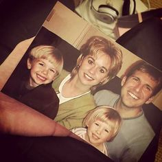 Todd & Julie Chrisley With Their Babies Chase & Savannah Chrisley ... Chloe Looks Like Savannah ...