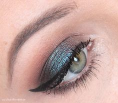 #Catrice Feathered Fall Look
