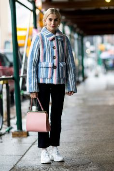 BEST OF NEW YORK FASHION WEEK 2018 FALL STREET STYLE PT.1 – FASHION WONDERER