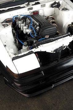 Ae86 20v blacktop engine