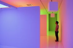 The Chromosaturation byCarlos Cruz-Diezrelates to the idea that in the origin of every culture lies a primary event as a starting point. A simple situation that generates a whole system of though...