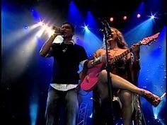 """Netinho cantando """"Brinca Comigo Pai"""" com os Cavaleiros do Forró no DVD Cavaleiros do Forró Vol. 3 gravado em Caruaru/PE em 2007"""