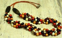 Hey, I found this really awesome Etsy listing at https://www.etsy.com/listing/180884022/beaded-necklace-made-of-acai-seeds-wood