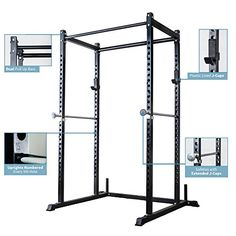 Rep Power Rack with Dip Attachment ** Click on the image for additional details. (Note:Amazon affiliate link)