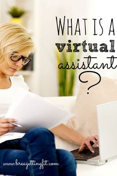 Have you heard about those crazy moms who work as virtual assistants?