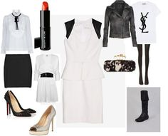 ShopStyle: Fall White by Sheque Style Me, Fall, Polyvore, Image, Fashion, Autumn, Moda, La Mode, Fasion