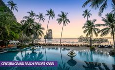 Find a piece of heaven in Krabi from 790 pp. Includes: Return flights to Phuket on Emirates; Return transfers from Phuket; 7 nights accommodation in a Deluxe Garden Room; All taxes, levies & surcharges (estimate) Krabi, Beach Fun, Mauritius, Phuket, Holiday Travel, Travel Quotes, Traveling By Yourself, You Got This, Cruise