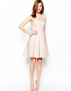 608ce80b5de Karen Millen Dress in Modern Lace at asos.com