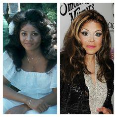 La Toya Jackson: Then and Now!