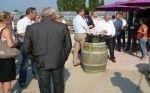 Ondernemers Club Westfriesland bezoekt wijngaard Saalhof Wognum