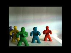 claymation dance
