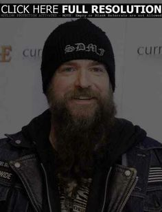 Zakk Wylde attends the Classic Rock Roll Of Honour at the Roadhouse on November 14, 2013 in London, England