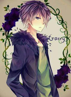 Garry by ameriya on deviantART - Anime Manga Boy, Manga Anime, Boys Anime, Art Manga, Hot Anime Boy, Cute Anime Guys, I Love Anime, Anime Chibi, Anime Style