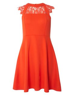 Buy your Dorothy Perkins Lace Fit And Flare Dress online now at House of Fraser. Why not Buy and Collect in-store?