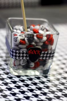 Rock Star Party - Kara's Party Ideas - The Place for All Things Party