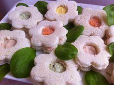 Bouquet di tartine