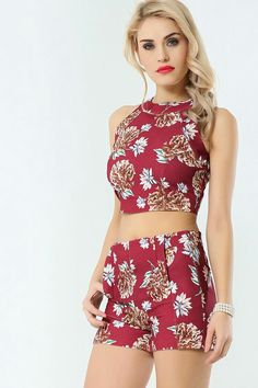 Two Piece Skirt Set, Skirts, Tops, Dresses, Fashion, Gowns, Moda, Fashion Styles, Shell Tops