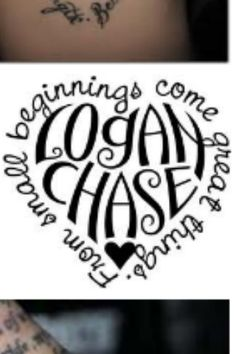 I've always loved the name Logan Chase...will def be on my list!