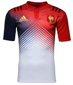 992d83d80 New Six Nations rugby jersey alert! Adidas have released pictures of the  new  alternate  jersey that the French rugby team will be donning for the  2016 Six ...