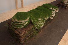 Marianne Jørgensen , A sculptural element from her solo exhibition 2 on ArtStack #marianne-jorgensen #art