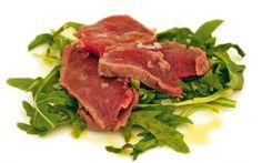 Recipe for Carpaccio roe deer Deer Recipes, Roe Deer, Tuna, Steak, Beef, Fish, Game, Cooking, Meat