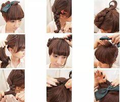 365天髮型天天不重複,再手殘的女孩們都能學會的編髮! LIFE生活網