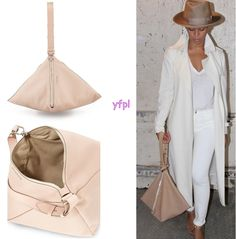 GIVENCHY Triangle Large Clutch Bag ($1,890)