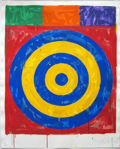 Image detail for -... purchase inquiries of Jasper Johns Target please Contact JKLFA