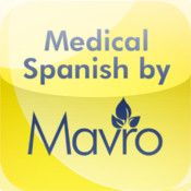 This app offers Spanish translation for common medical questions.