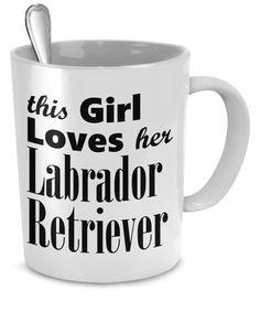 Labrador Retriever - Mug