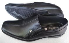 pantofel kulit asli (crocodile) Rp 185.000