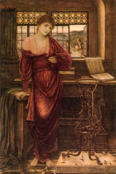 John Melhuish Strudwick, Isabella and the Pot of Basil