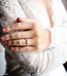 Attractive Beautiful Bride Showing Engagement Wedding Ring on Ha photo by Rawpixel on Envato Elements Hand Photography, Wedding Photography, Green Eyes Genetics, Free Photos, Free Images, Hands With Rings, Wedding Engagement, Wedding Rings, How To Wear Rings