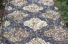 Beautiful Pebble Mosaic Pattern - Info Center | Stonebtb.com