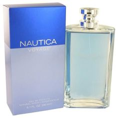 Nautica Voyage by Nautica Eau De Toilette Spray 6.7 oz (Men)