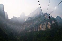 Dwidaya Tour | Agent Tour and Travel, Reservation Hotel | Menjelajah ZhangJiaJie, Pegunungan Avatar di Negeri China Zhangjiajie, Avatar, China, Mountains, Nature, Travel, Voyage, Viajes, Traveling