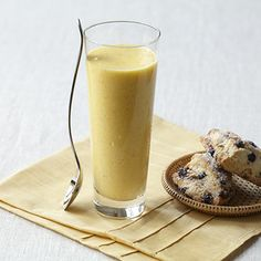 Coconut Mango Smoothie | Panera Bread