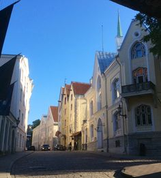 """See 3105 photos from 29484 visitors about old town, capital, and architecture. """"Beautiful streets and landmarks and lovely little markets and shops. Beautiful Streets, Old Town, Mansions, Architecture, House Styles, Decor, Old City, Mansion Houses, Decorating"""