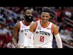 Harden, Westbrook Miss Travel to Bubble! 2020 NBA Season - YouTube Houston Rockets Basketball, Nba Video, Nba Season, H Town, Nba Players, Tank Man, Bubbles, Seasons, Youtube