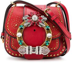 Miu Miu Dahlia shoulder bag