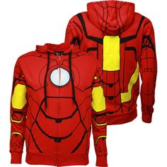 Iron Man Sweatshirt, will somebody please buy this for me? Please??