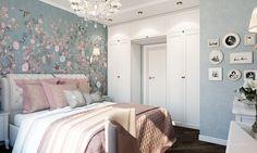 Квартира проектировалась для семьи с ребенком. Стиль - неоклассика. Автор проекта дизайнер - архитектор Сорокина Юлия. http://des-in.ru/